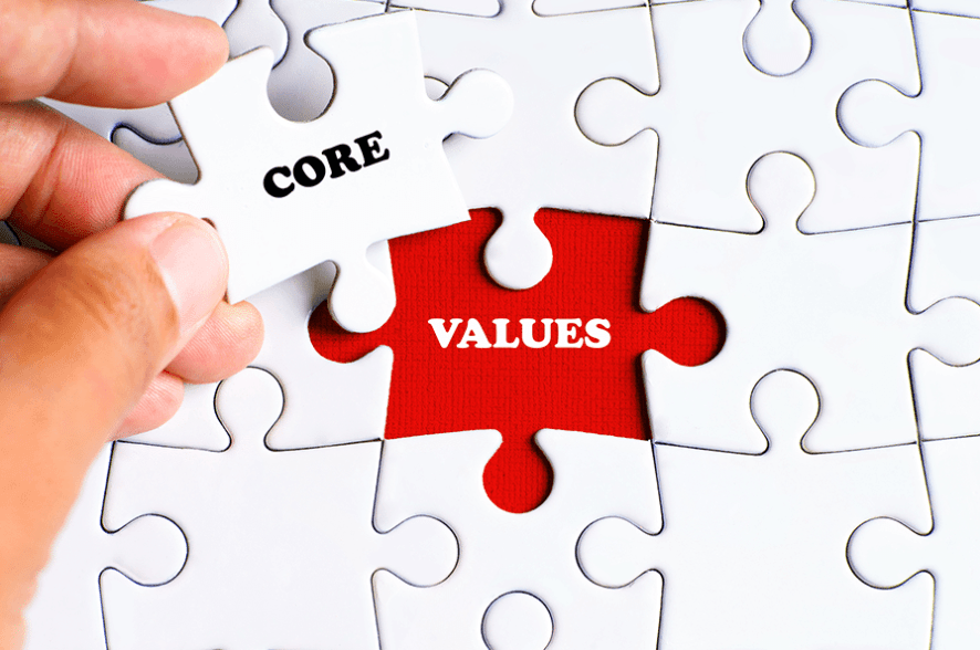 Do Your Personal Core Values Align With Your Behaviors?