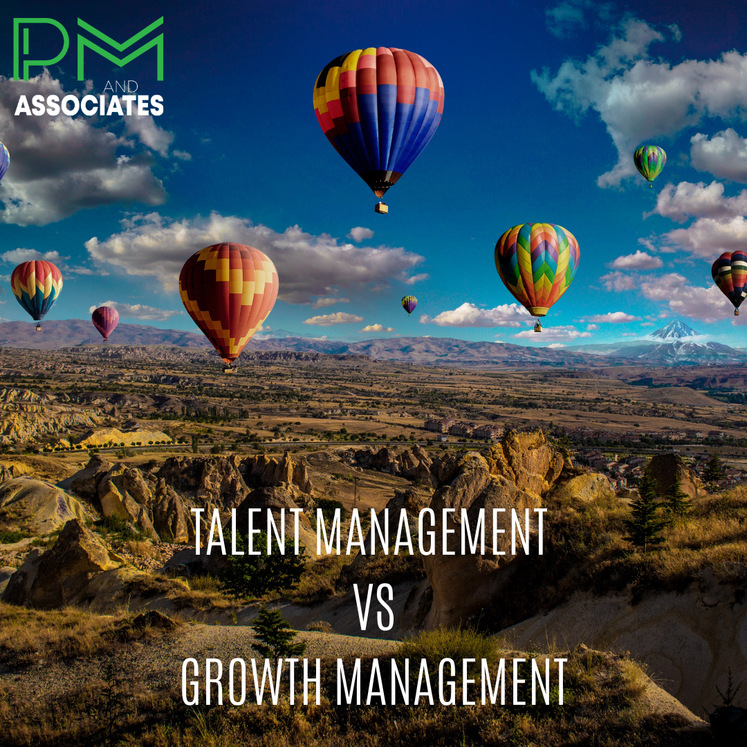 Moving from Talent Management to Growth Management