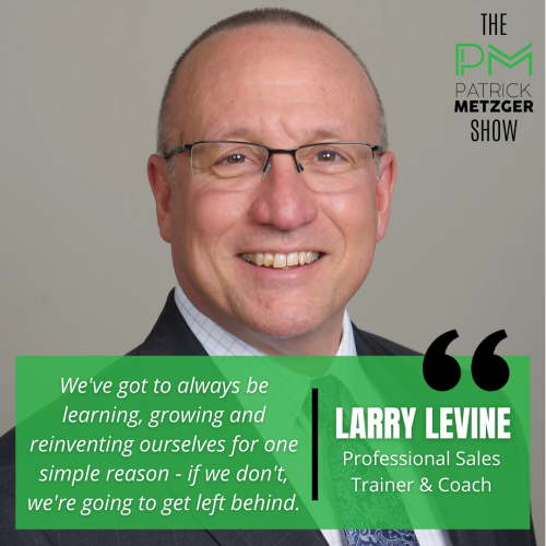 Heart Matters in a World of Empty Suits: Larry Levine
